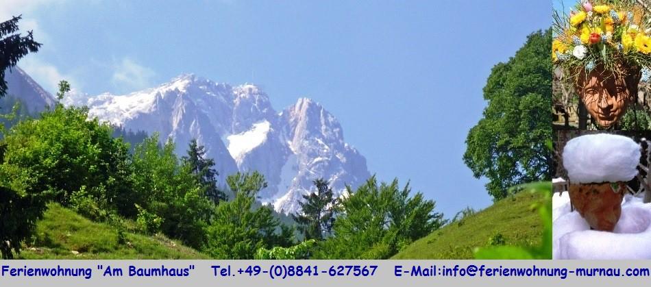 Ferienwohnung Murnau